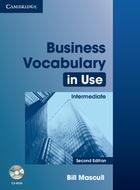 učebnice angličtiny Business Vocabulary in Use 2nd Edition Intermediate