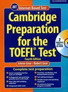 učebnice angličtiny Cambridge TOEFL