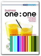 učebnice angličtiny Business One:One