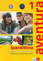 učebnice angličtiny Aventura 1