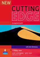 učebnice angličtiny New Cutting Edge Elementary