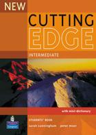 učebnice angličtiny New Cutting Edge Intermediate