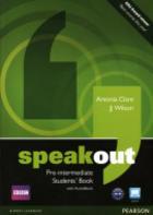 učebnice angličtiny SpeakOut Pre-Intermediate