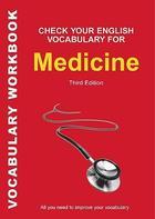 učebnice angličtiny Check Your English Vocabulary for Medicine