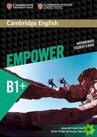 učebnice angličtiny Cambridge Empower B1+