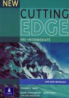 učebnice angličtiny New Cutting Edge pre-intermediate