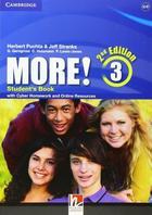 učebnice angličtiny More! Level 3 2nd Edition