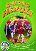 učebnice angličtiny Oxford Heroes 1