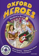 učebnice angličtiny Oxford Heroes 3