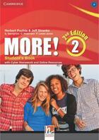 učebnice angličtiny More! Level 2 2nd Edition