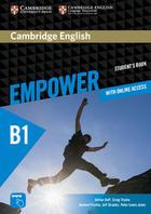 učebnice angličtiny Empower B1