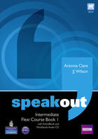 učebnice angličtiny Speakout Intermediate
