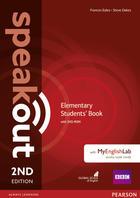 učebnice angličtiny Speakout Elementary 2nd edition