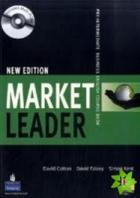 učebnice angličtiny New Market Leader Pre-Intermediate