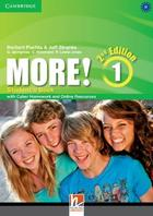 učebnice angličtiny More! Level 1 2nd Edition