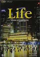 učebnice angličtiny Life Upper Intermediate