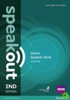 učebnice angličtiny Speakout Starter 2nd edition