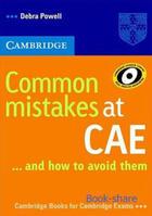 učebnice angličtiny Common Mistakes at CAE