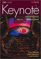 učebnice angličtiny Keynote INTERMEDIATE