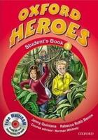 učebnice angličtiny Oxford Heroes 2