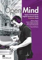 učebnice angličtiny Open Mind Upper Intermediate SB