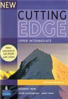 učebnice angličtiny New Cutting Edge Upper-intermediate
