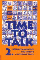 učebnice angličtiny Time to talk 2