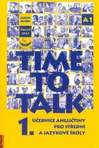 učebnice angličtiny Time to talk 1