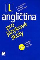 učebnice angličtiny Angličtina pro jazykové školy - 1. díl