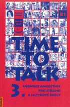 učebnice angličtiny Time to talk 3