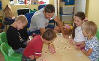 Skupinový kurz pro děti 1.- 2. třída - Kurz angličtiny - Hradec Králové