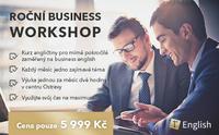 Roční business WORKSHOP! - Kurz angličtiny - Moravská Ostrava a Přívoz