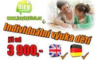 Angličtina pro děti BIEB Brno - Kurz angličtiny - Brno-Žabovřesky
