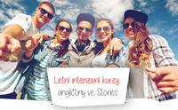 Online kurz angličtiny - Intenzivní letní kurz pro teenagery