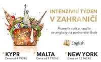 Online kurz angličtiny - Letní kurzy v zahraničí