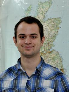 Sam Christianson - Učitel angličtiny - Praha 1