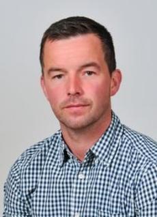 David Mc. - Učitel angličtiny - Kolín