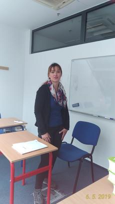 Peťa Skopalová - Učitel angličtiny - Brno-střed