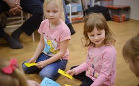 Angličtina pro předškolní děti - Kurz angličtiny - Olomouc