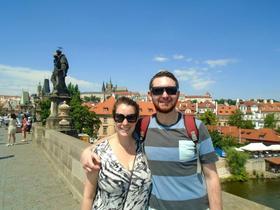 lektor angličtiny | Jessica and Jamie | ENGLISHstay - Anglicky za týden s rodilým mluvčím