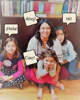 lektor angličtiny | Ing. Silvia Čiháková Aguilar Ph.D. | Nuerasoft s.r.o. - SciLearn - online kurzy angličtiny