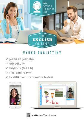 MyOnlineTeacher.cz - Jazyková škola - Liberec - ilustrační foto