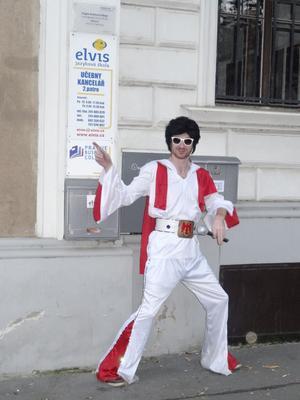 Elvis at Elvis