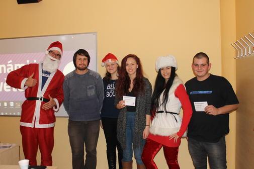 Vánoční putování v JŠ Lingua