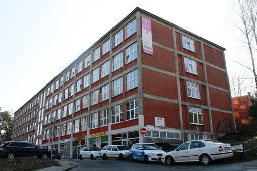 budova sídla naší školy