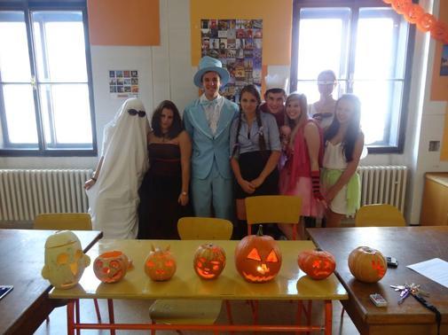 Halloween at Elvis
