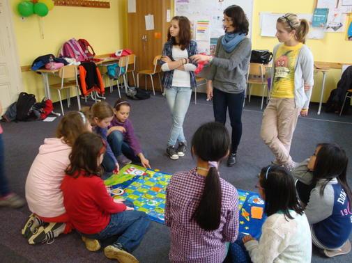Dětské kurzy - škola hrou