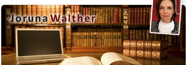 Soudní překladatelka a tlumočnice Mgr. Joruna Walther Kanice