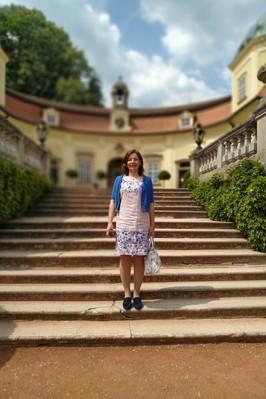 Tlumočení svatby na zámku v Buchlovicích