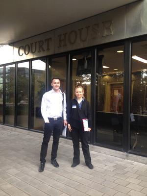 Tlumočení u soudu na Novém Zélandě - Okresní soud Christchurch
